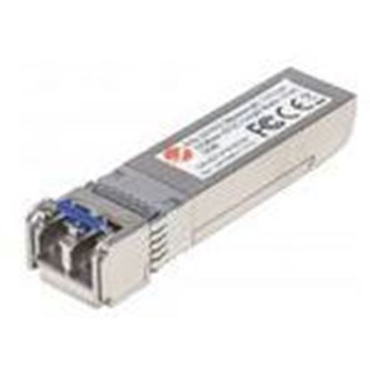 Picture of Intellinet Network Solutions 507479 10 Gigabit Fiber LC SFP+ Optical Transceiver Module
