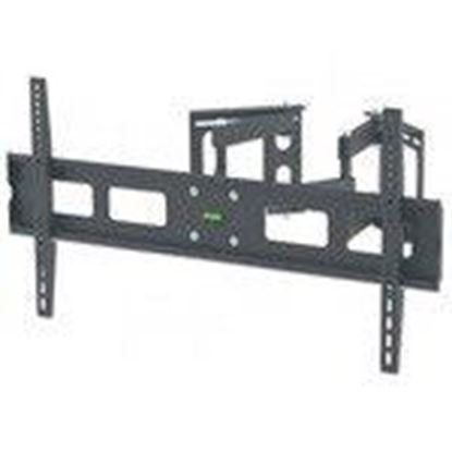 Picture of Manhattan 461214 Universal LCD Full-Motion Corner Wall Mount