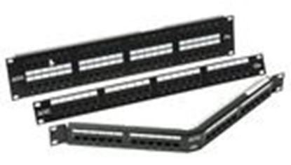 Picture of Optical Cable DCC4888/110A5E-R 48 port patch panel, cat 5