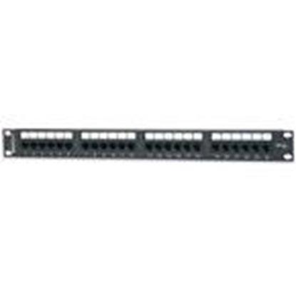 Picture of Signamax 24458MD-C5E 24 Port 5e Universal Pach Panel