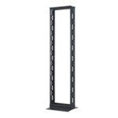 """Picture of Ortronics OR-19-84-T2SD-CMB Cable Management Rack, 19"""""""