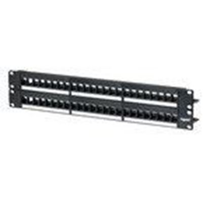 Picture of ON-Q WP48RM Patch Panel, 48 Port, Universal