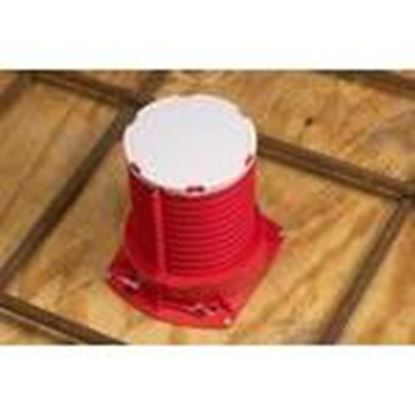 Picture of 3M 2PCID Fire Barrier Cast-In Device for Plastic Pipes, 2""