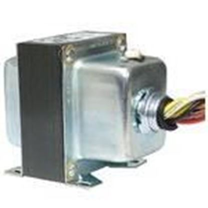 Picture of Functional Devices TR50VA015 Transformer, 50VA, 120/208/240/277/480VAC -24VAC, 1PH, with Breaker