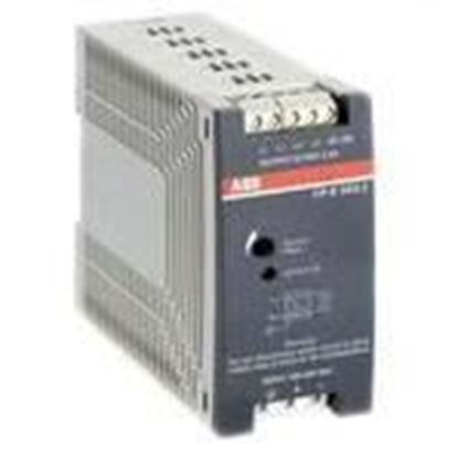 Picture of ABB 1SVR 427 032 R0000 2.5A, 1P, 100-240V, 24VDC, CP-E Power Supply