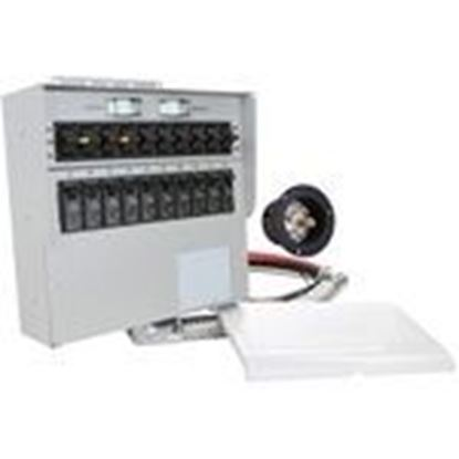 Picture of Reliance Controls A310A Transfer Switch, 30A, 1PH, 120/240VAC, NEMA 1