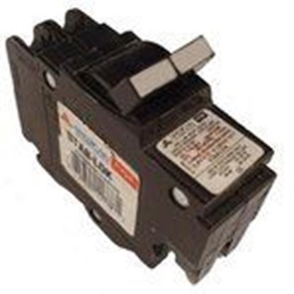 Picture of American Circuit Breakers 0220 20A, 2P, 120/240V, 10 kAIC CB, Small Frame