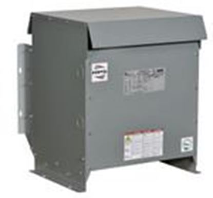 Picture of Hammond Power Solutions SG3N0050LE Transformer, Dry Type, NEMA 3R, 120x480 x 120/240, 3PH, 50 kVA