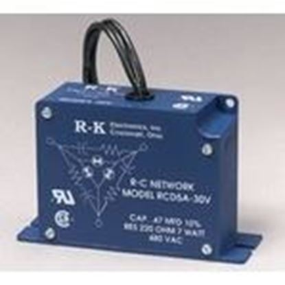 Picture of R-K Electronics RCD5A-30V 3 Ph Trans Volt Filter 480vac