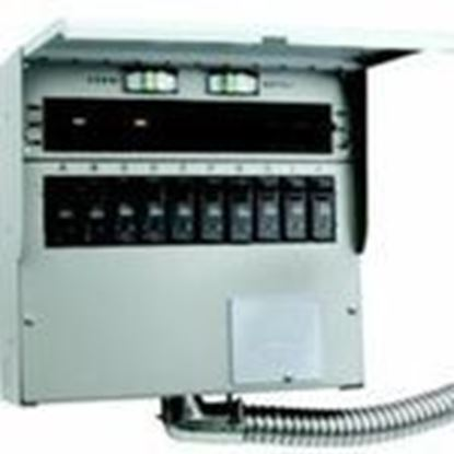 Picture of Reliance Controls 310A 30A, 120/240V, Transfer Switch Kit