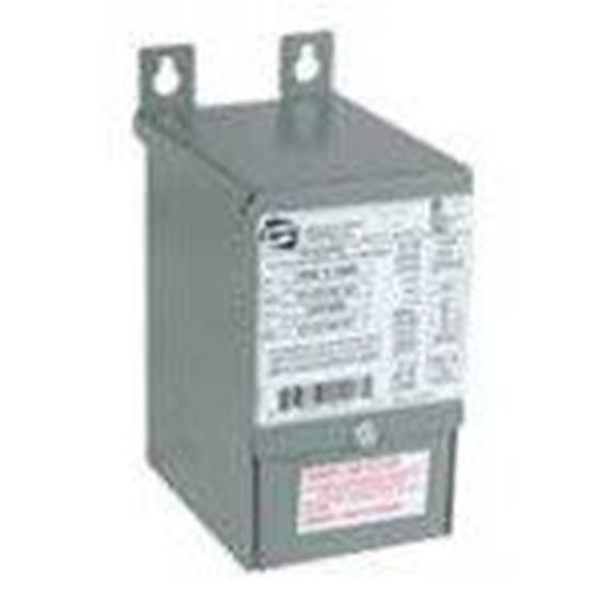 Picture of Hammond Power Solutions C1F1C0HRS Transformer, Distribution, 1KVA, 277/480 - 208/277VAC, 1PH, NEMA 3R