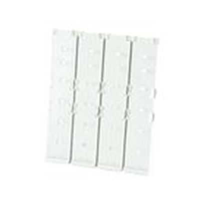 Picture of ABB ZLS100 4 Pole Busbar Cover, Pack Of 5 Pcs