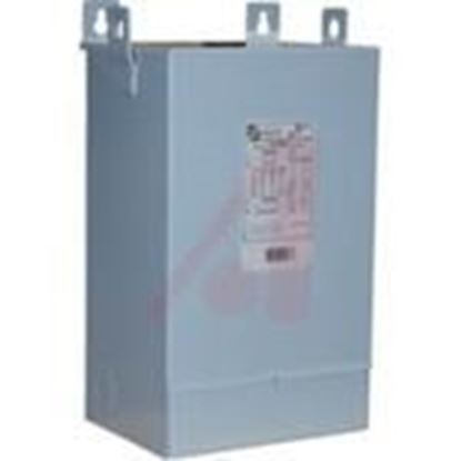 Picture of Hammond Power Solutions C1F005LES Transformer, Encapsulated, Industrial, 5KVA, 240/480 x 120/240V