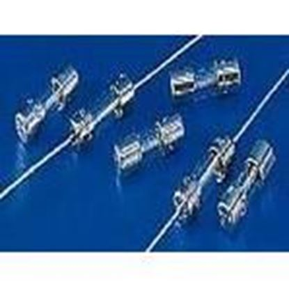 Picture of Littelfuse 0229002.MXP 2A, 1A, 125V, 229 Series, (Slow-Blo)