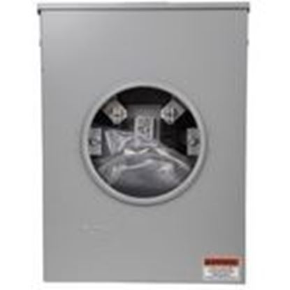 Picture of Eaton 1009424CH 200A, 1P, 4 Jaw, Meter Socket