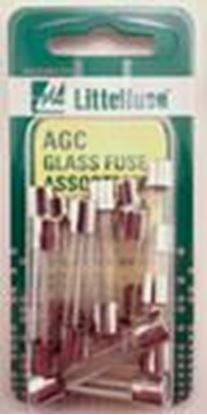 Picture of Littelfuse 0311030.M 30A, 32V AC/DC, Glass Fuses