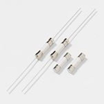 Picture of Littelfuse 0216.630MXEP .63A, 250V, 216 Series, Fast Acting Fuses