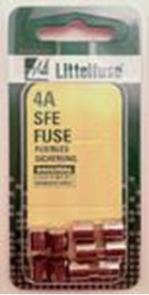 Picture of Littelfuse 0307030.H 30A, 250V AC/DC, Ceramic Fuses