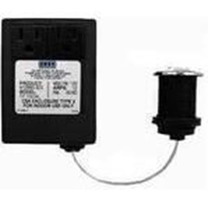 """Picture of SPA Builders 3-70-5023 Dual Air Switch Kit: 15A Duplex & 15' Tube - HxWxD: 3.75"""" x 2.56"""" x 1.69"""""""