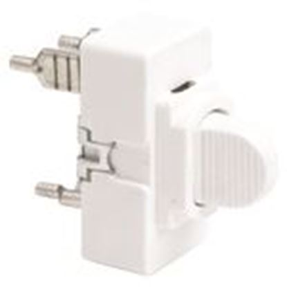 Picture of Pass & Seymour 1091-W 3 Amp, 24V AC/DC, Despard Interchangeable, White