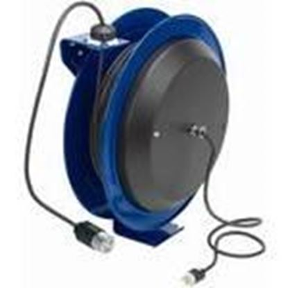 Picture of Coxreels PC13-5016-A 13 Amp, 115 Volt, 50ft Power Reel