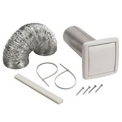 Picture of Broan RVK1A Roof Ducting Kit,broan,ul 181 Cl 1