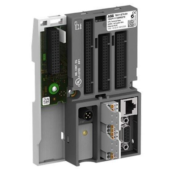 Picture of ABB 1SAP111100R0270 TB511-ETH:AC500, Terminal Base, 1 Slot