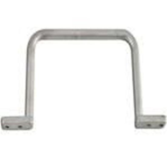 """Picture of Senior Industries SI-4754 3.11"""" Aluminum """"D"""" Ring"""