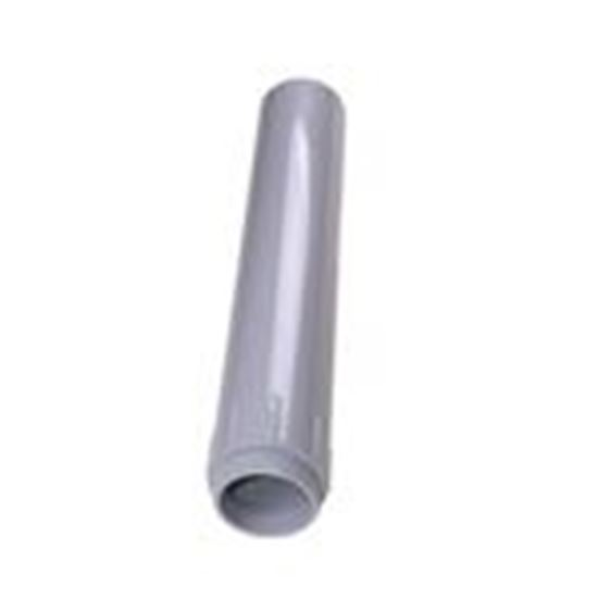 "Picture of Kraloy 068063 Slip Meter Riser, 2"", 2' Long, TA Fitting, PVC"