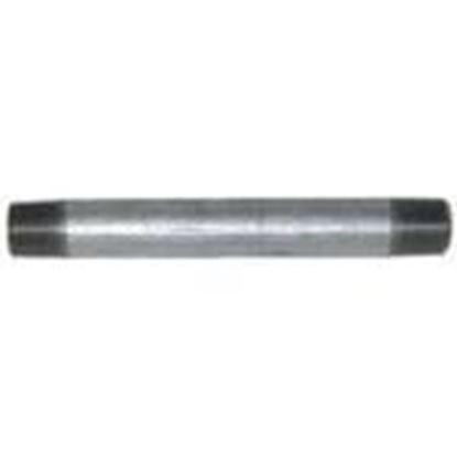 "Picture of 11210RNP 1-1/2"" x 10"" Galvanized Conduit Nipple"