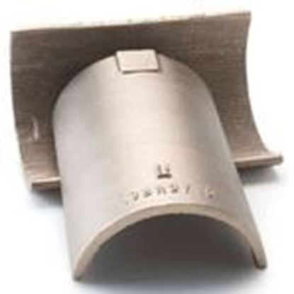 "Picture of Plasti-Bond JWHLF-SHL-CLP2-1/2 2-1/2"" Half-shell Conduit Clamp"