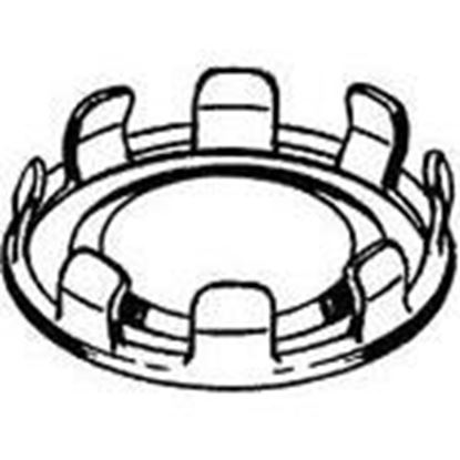 """Picture of Hubbell-Raco 1046 Knockout Seal, 1-1/2"""", Snap-In, Steel"""