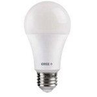 Picture of Cree Lighting A19-75W-P1-27K-E26-U1 Dimmable LED Lamp, 12W, 120V