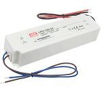 Picture of American Lighting LED-DR100-12 100 WATT 12VDC LED DRIVER HARD WIRE