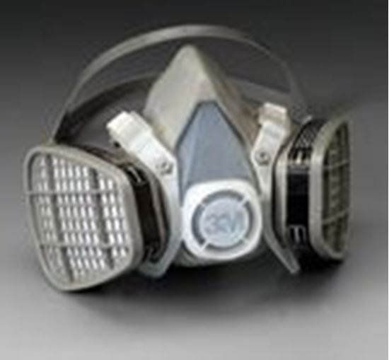 Picture of 3M 5201 3M 5201 Organic Vapor Respirator As