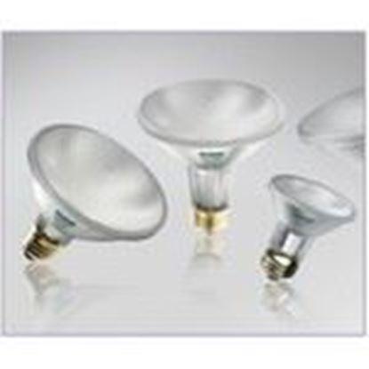 Picture of Satco Y16/123 Halogen Lamp, PAR30, 39W, 130V, WFL50