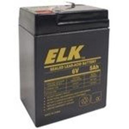 Picture of ELK 0650 6V Battery 5 Ah