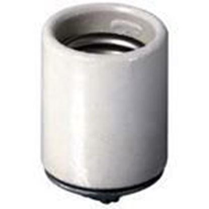 Picture of Leviton 10045 Incandescent Lampholder, Medium Base, Keyless