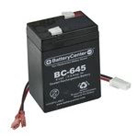 Picture of BCI BC-645WL 6V Battery 4.5 Ah