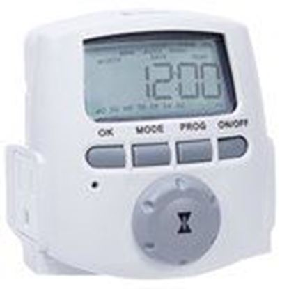 Picture of Intermatic DT620 Indoor Digital 2-outlet Timer