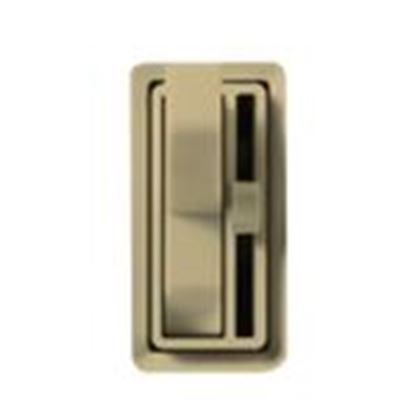 Picture of Lutron AY-10PH-IV Toggle Dimmer, 1000W, Single-Pole, Ariadni, Ivory
