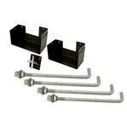 "Picture of RAB ABK4-11 Anchor Bolt Kit, Four 3/4"" x 17"" Bolts"