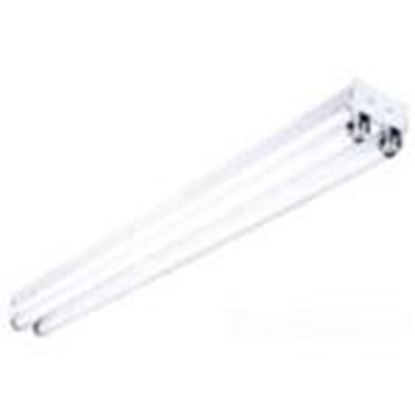 Picture of Hubbell-Columbia Lighting CS8-232-4EU General Purpose Strip, 8', 120/277V