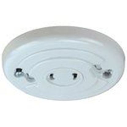 Picture of Allied Moulded LH-21WP Keyless Two Pin Base Lampholder