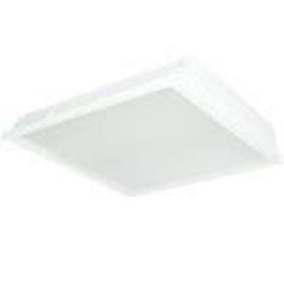 Picture of Day-Brite 2TG8231U6R-01-UNV-1/2-EB 2' x 2' Lensed Troffer Light