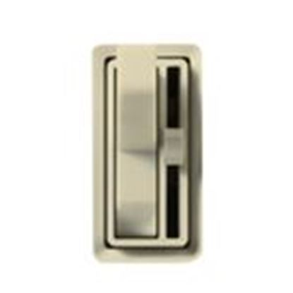 Picture of Lutron AY-103P-LA Toggle Dimmer, 1000W, 3-Way, Ariadni, Light Almond