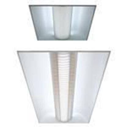 Picture of Lithonia Lighting 2AV G 3 32 MDR MVOLT 1/3 GEB10 2' x 4' Luminaire