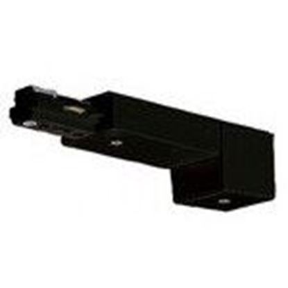 Picture of Satco TP170 Conduit Live End Connector, Black