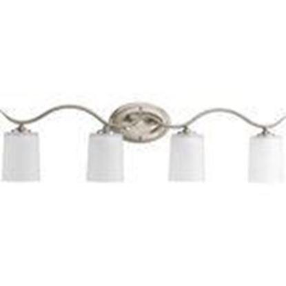 Picture of Progress Lighting P2021-09 4-100w Med Bath Bracket