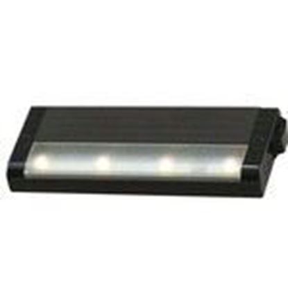 """Picture of CSL ECL-8BZ-D1 8"""" LED Undercabinet Light, Dimmable, Bronze"""